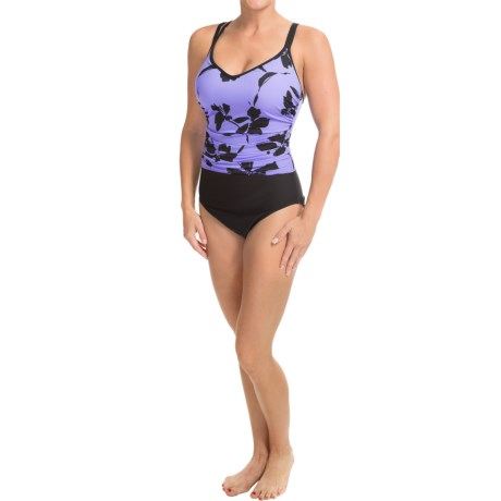 Miraclesuit Lasting Impressions Bethany Swimsuit Double Strap (For Women)