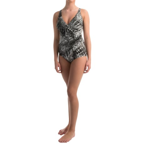 Miraclesuit Mariposa Oceanus One Piece Swimsuit (For Women)