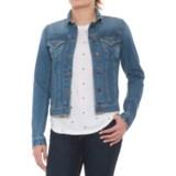Miss Me Denim Jacket (For Women)