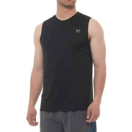 Mission Alpha Shirt - Sleeveless (For Men) in Moonless Night - Closeouts