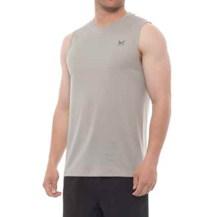 Mission Alpha Shirt - Sleeveless (For Men) in Paloma - Closeouts