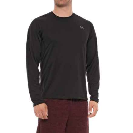 Mission Alpha T-Shirt - Long Sleeve (For Men) in Moonless Night - Closeouts