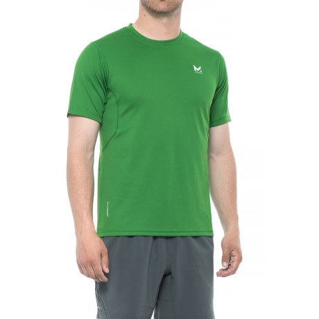 Mission Alpha T-Shirt - Short Sleeve (For Men) in Forest Green