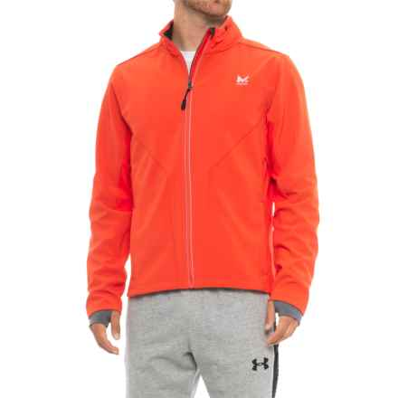 Mission Catalyst Jacket (For Men) in Cherry Tomato/ Quiet Shade - Closeouts