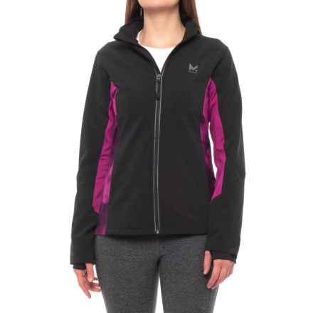 Mission Catalyst Jacket (For Women) in Moonless Night/Potent Purple/Cloud Purple Wine - Closeouts