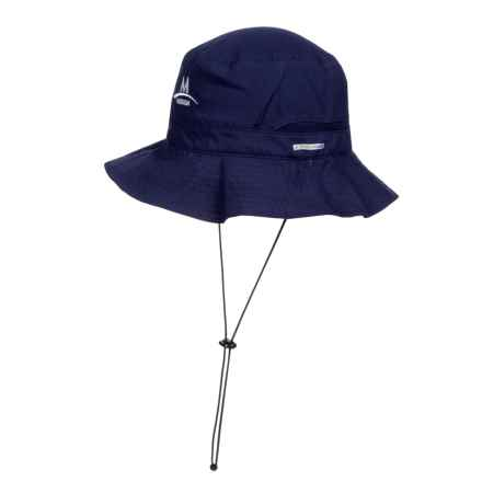 Mission EnduraCool® Instant Cooling Bucket Hat - UPF 50 (For Men and Women) in Navy - Closeouts