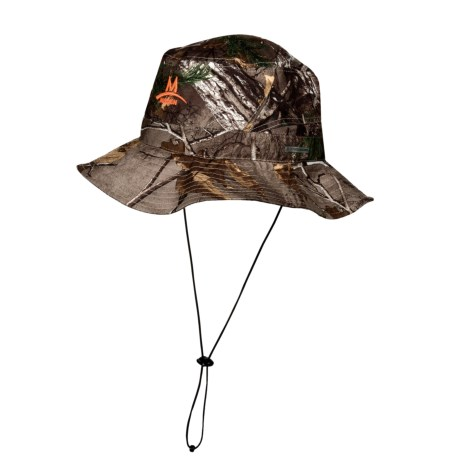 Mission EnduraCool® Instant Cooling Bucket Hat - UPF 50 (For Men and Women) in Real Tree