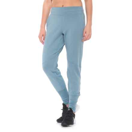 bc39d07cdc8d3 Mission Gravity Fleece Training Pants (For Women) in Citadel - Closeouts