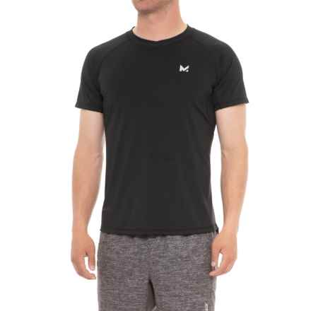 Mission Stratus T-Shirt - Short Sleeve (For Men) in Moonless Night - Closeouts