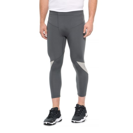 c99212c6c40cd Mission Transformer 3/4 Running Tights (For Men) in Iron Gate