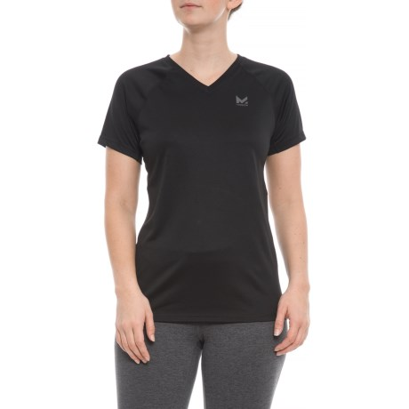 10fbbe8ffac Mission VaporActive Alpha Shirt - Short Sleeve (For Women) in Moonless Night