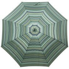 "Missoni Georgia 35"" Umbrella in Green - Closeouts"