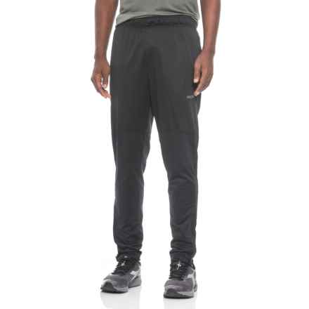 mitre Tricot Warm-Up Pants (For Men) in Black/Black - Closeouts