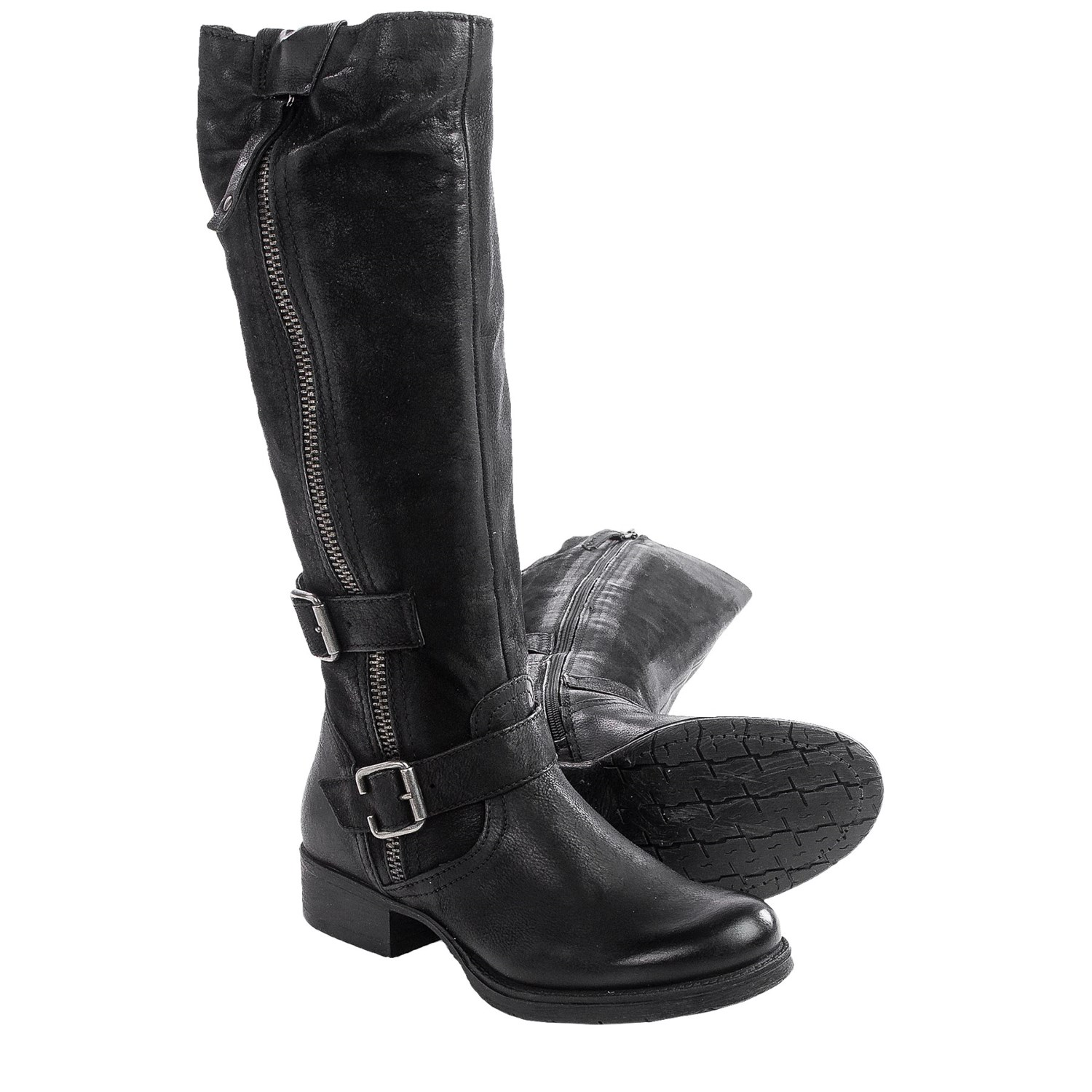 miz mooz holden knee high leather boots for save 52