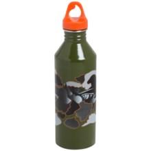 Mizu M8 Stainless Steel Bottle - BPA-Free, 27 fl.oz. in Bryan Iguchi Glossy Camo Clouds - Closeouts