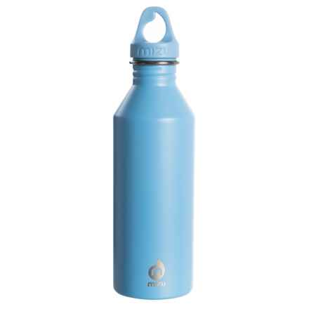 Mizu M8 Stainless Steel Bottle - BPA-Free, 27 fl.oz. in Enduro Lt Blue - Closeouts