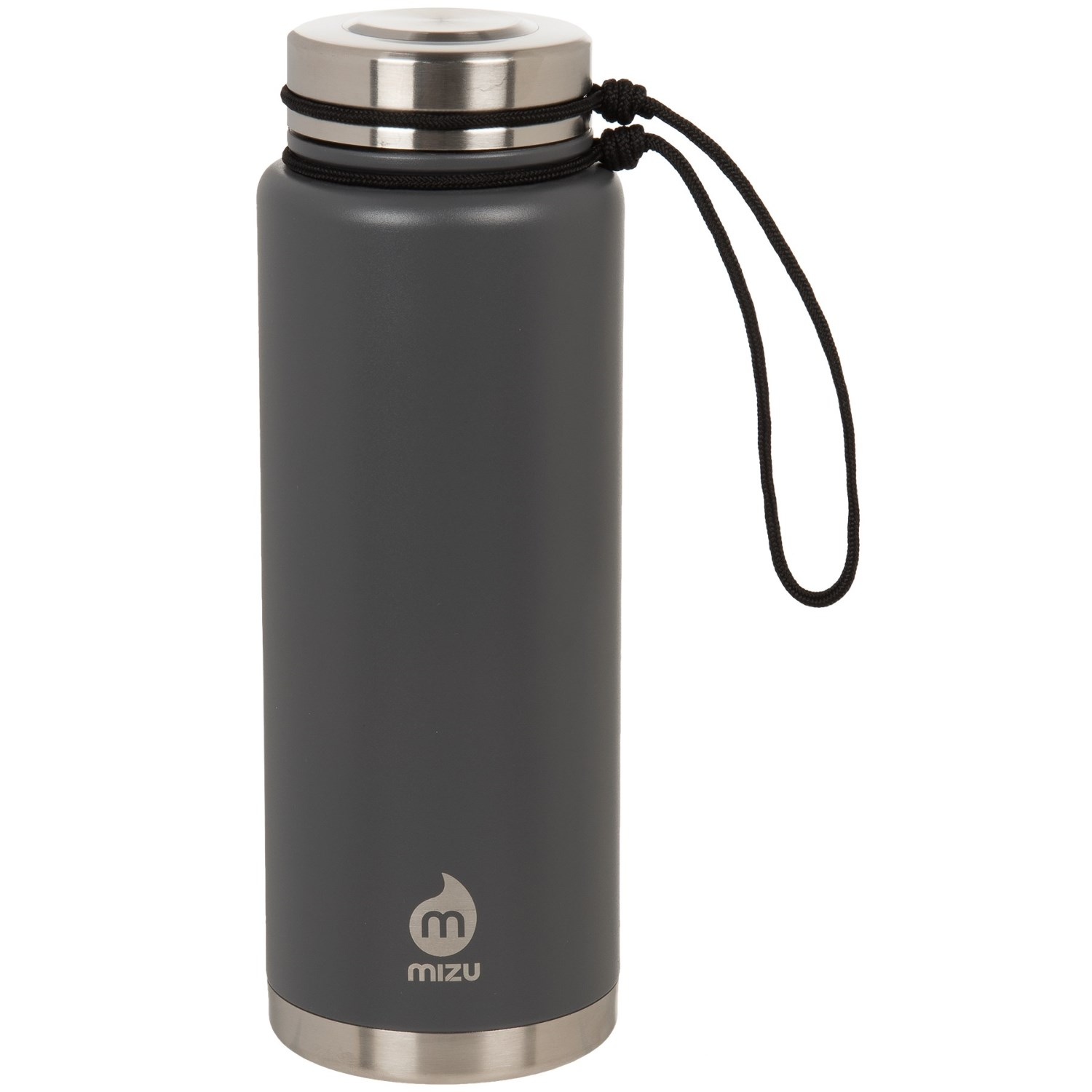 72d75c28eb ... Mizu V12 Soft Touch Water Bottle BPA Free Stainless Steel 36 fl