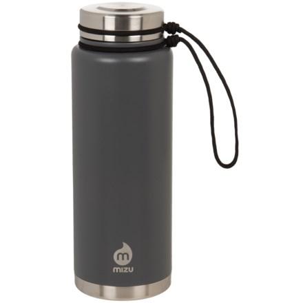 1d48274574 Mizu V12 Soft Touch Water Bottle - BPA-Free Stainless Steel, 36 fl.