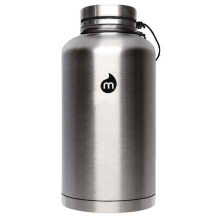 Mizu V20 Double-Walled Growler Bottle - 67 fl.oz., Stainless Steel in Stainless - Closeouts