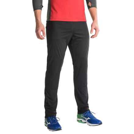 Mizuno Breath Thermo® Windproof Pants (For Men) in Black - Closeouts