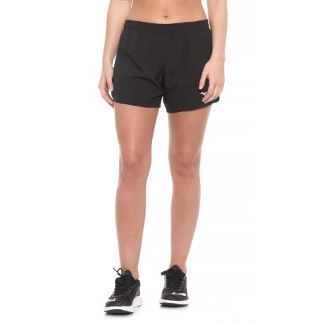 "Mizuno Core Shorts - 5.5"" (For Women) in Black"