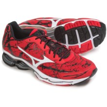Mizuno Wave Creation 16 Running Shoes (For Men) in Red/White - Closeouts