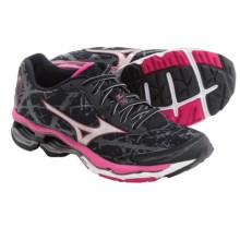Mizuno Wave Creation 16 Running Shoes (For Women) in Black/Silver - Closeouts
