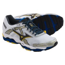 Mizuno Wave Enigma 4 Running Shoes (For Men) in White/Black - Closeouts