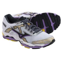 Mizuno Wave Enigma 4 Running Shoes (For Women) in White/Black - Closeouts