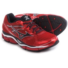 Mizuno Wave Enigma 5 Running Shoes (For Men) in Chinese Red/Black - Closeouts