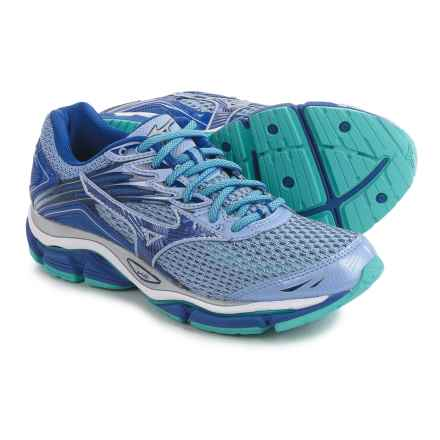 Mizuno Wave Enigma 6 Running Shoes (For Women) in Light Blue/Columbia/Navy - Closeouts