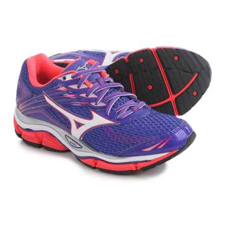 Mizuno Wave Enigma 6 Running Shoes (For Women) in Purple/White - Closeouts