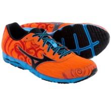 Mizuno Wave Hitogami 2 Running Shoes (For Men) in Vibrant Orange/Black - Closeouts