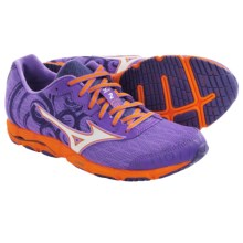 Mizuno Wave Hitogami 2 Running Shoes (For Women) in Deep Lavender/Silver - Closeouts
