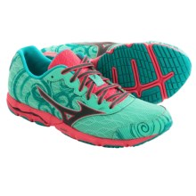 Mizuno Wave Hitogami 2 Running Shoes (For Women) in Florida Keys/Turbulence - Closeouts