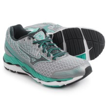 Mizuno Wave Paradox 2 Running Shoes (For Women) in Silver/Dark Shadow - Closeouts