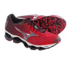 Mizuno Wave Prophecy 4 Running Shoes (For Men) in Shin Red/Black - Closeouts