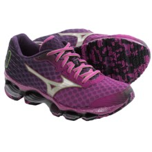 Mizuno Wave Prophecy 4 Running Shoes (For Women) in Wild Aster/Silver - Closeouts