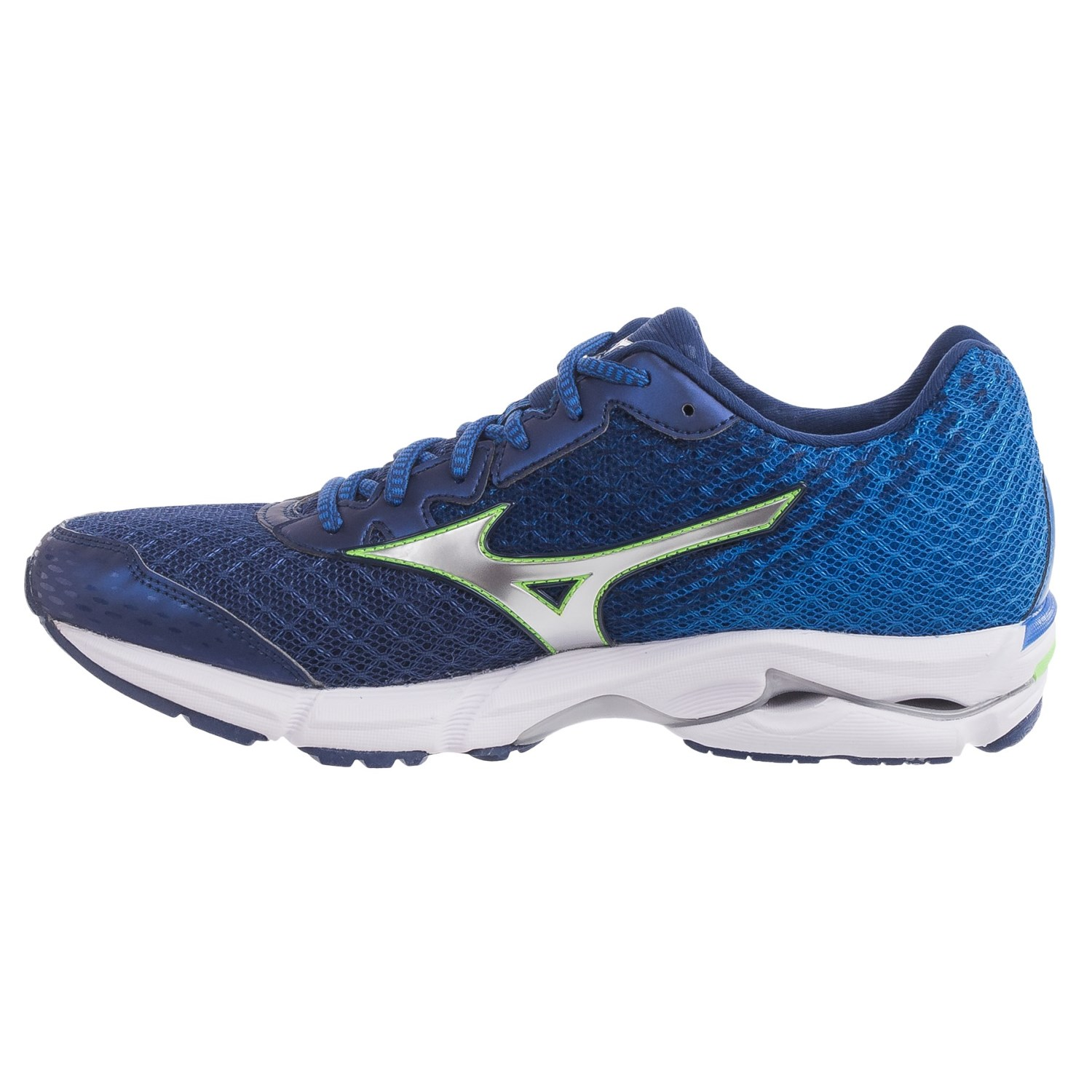 mizuno wave rider 19 running shoes for men save 41. Black Bedroom Furniture Sets. Home Design Ideas