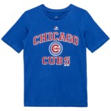 MLB Heart and Soul Cubs T-Shirt - Short Sleeve (For Big Boys)