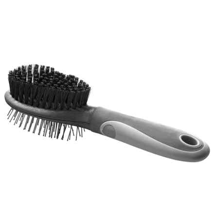 mod 2-in-1 Pet Brush - Small in Gray - Closeouts