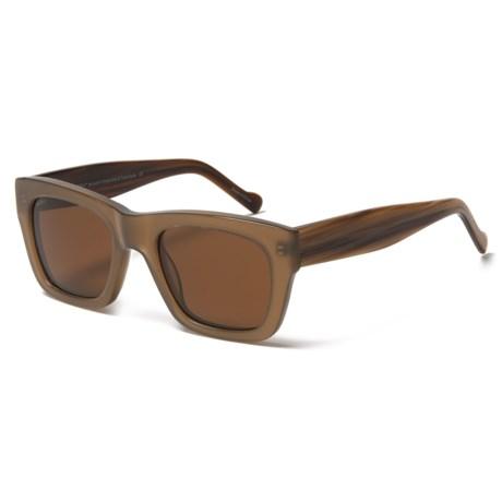 Mod Wayfarer Sunglasses - Polarized (For Women)