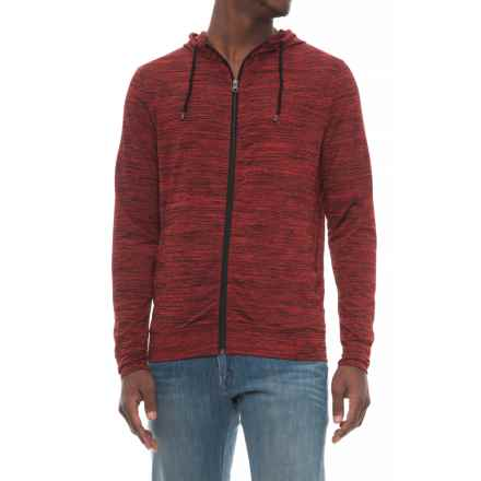 Modern Culture Light Pro Hoodie - Zip Front (For Men) in Red - Closeouts