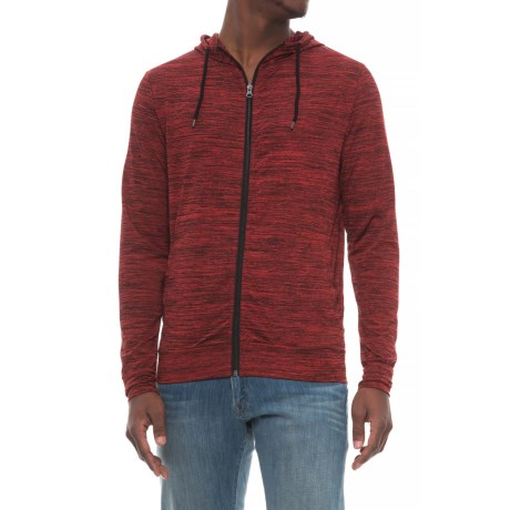 Modern Culture Light Pro Hoodie - Zip Front (For Men) in Red