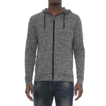 Modern Culture Light Pro Hoodie - Zip Front (For Men) in White - Closeouts