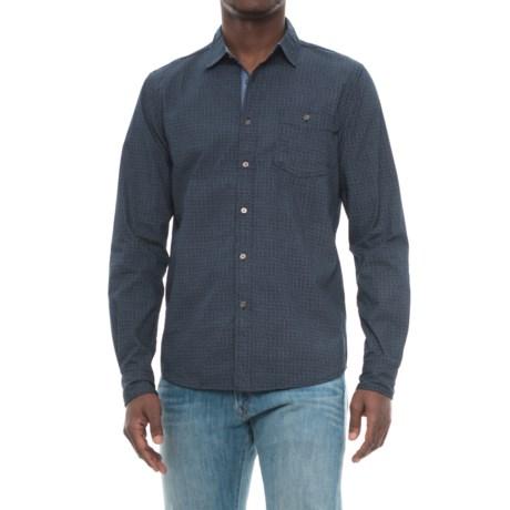 Modern Culture Odin Shirt - Long Sleeve (For Men) in Navy