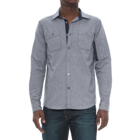 Modern Culture Robert Shirt - Long Sleeve (For Men) in Navy