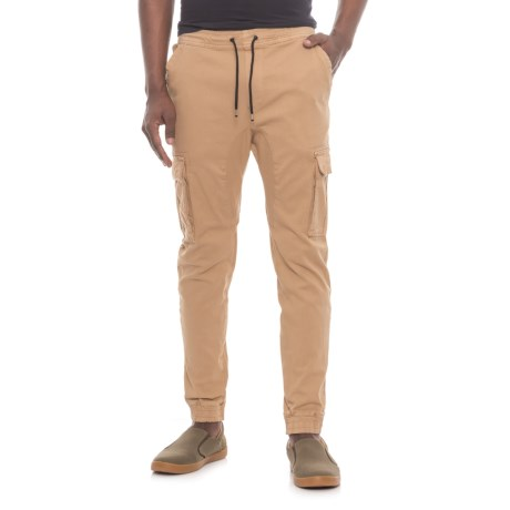 Modern Culture Stan Cargo Joggers (For Men) in Khaki
