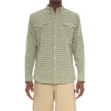 Mojo Sportswear Back Country Technical Shirt - UPF 30, Long Sleeve (For Men)