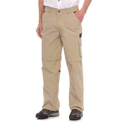 Mojo Sportswear Super Tec Convertible Pants (For Men) in Khaki - Closeouts